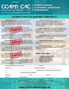 Fourth Annual CAC Registration Form
